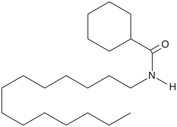 N-Cyclohexanecarbonyltetradecylamine