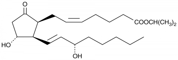 8-iso Prostaglandin E2 isopropyl ester