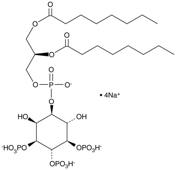 PtdIns-(3,4,5)-P3 (1,2-dioctanoyl) (sodium salt)