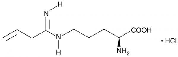 Vinyl-L-NIO (hydrochloride)