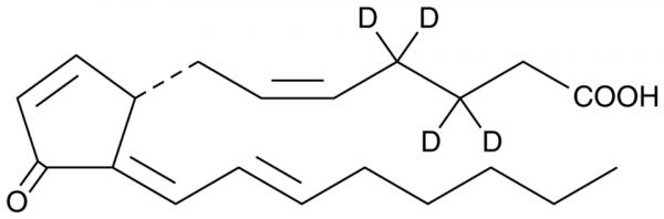 15-deoxy-Delta12,14-Prostaglandin J2-d4