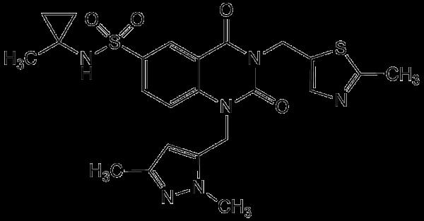 PARG Inhibitor PDD00017273