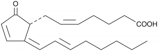 15-deoxy-Delta12,14-Prostaglandin A2