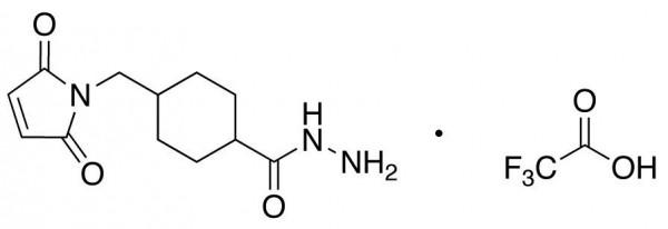 4-(Maleimidomethyl)cyclohexane-1-carboxyl-hydrazide, Trifluoroacetic Acid (SMCC-Hydrazide)