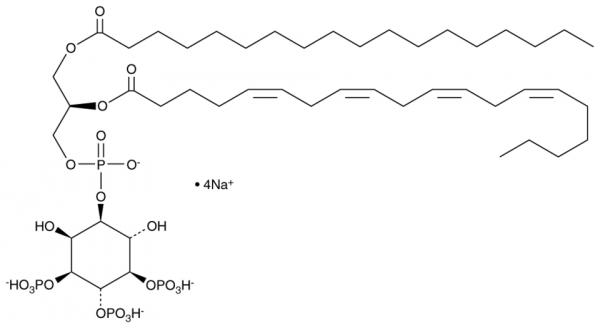 PtdIns-(3,4,5)-P3 (1-stearoyl, 2-arachidonoyl) (sodium salt)