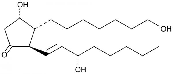 Prostaglandin D1 Alcohol