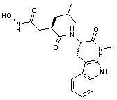 GM6001 (Ilomastat, MMP Inhibitor, Galardin)