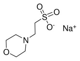 MES, Sodium Salt (2-(N-Morpholino) ethanesulfonic acid sodium salt)