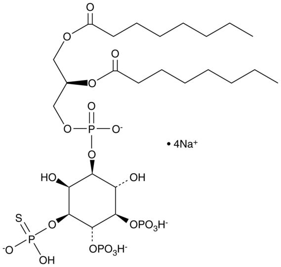 3-PT-PtdIns-(3,4,5)-P3 (1,2-dioctanoyl) (sodium salt)