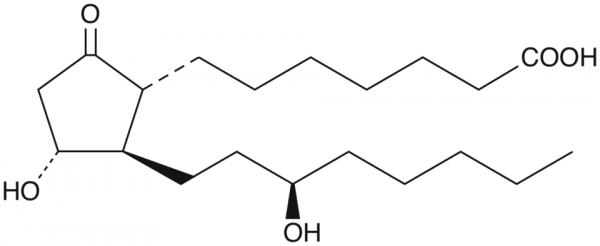 13,14-dihydro-15(R)-Prostaglandin E1