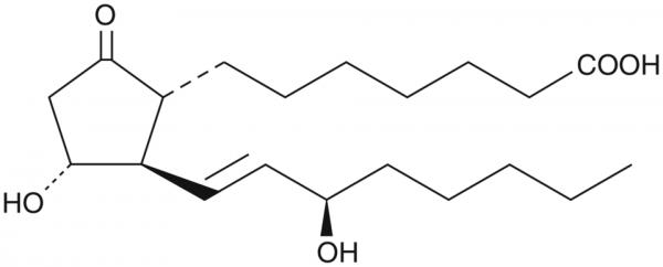 15(R)-Prostaglandin E1