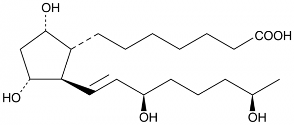 15(R),19(R)-hydroxy Prostaglandin F1alpha