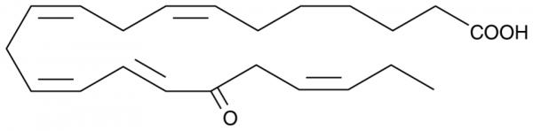 17-oxo-7(Z),10(Z),13(Z),15(E),19(Z)-Docosapentaenoic Acid