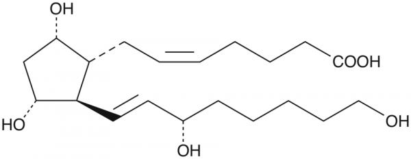 20-hydroxy Prostaglandin F2alpha