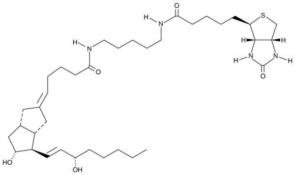 Carbaprostacyclin-biotin