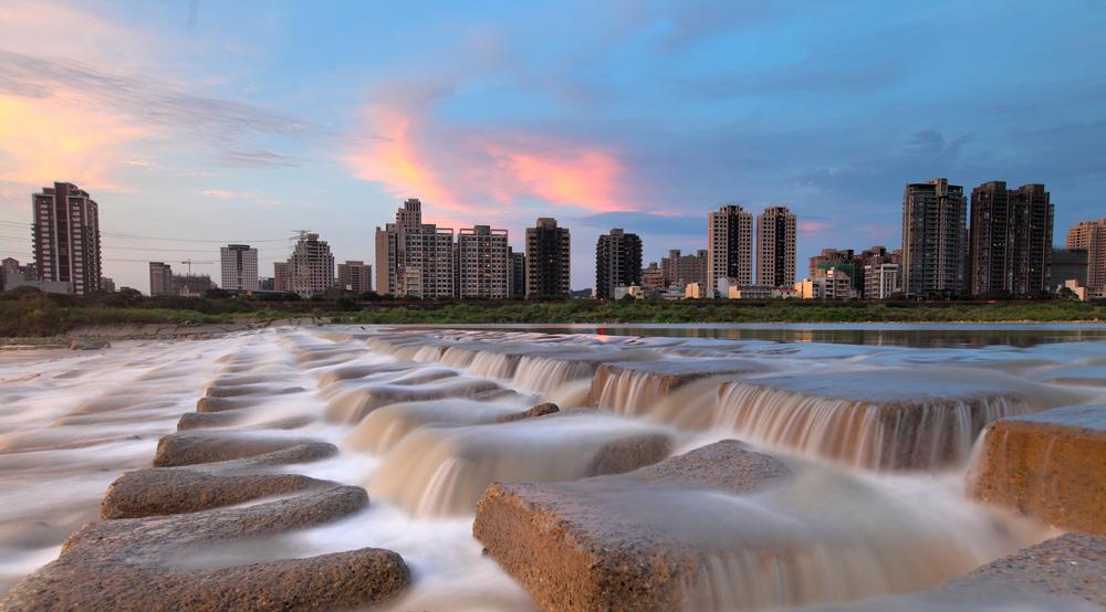 Skyline-of-Hsinchu