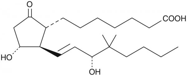 16,16-dimethyl Prostaglandin E1