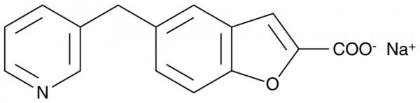 Furegrelate (sodium salt)