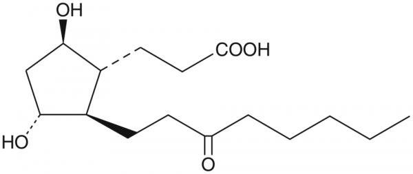 13,14-dihydro-15-keto-tetranor Prostaglandin F1beta
