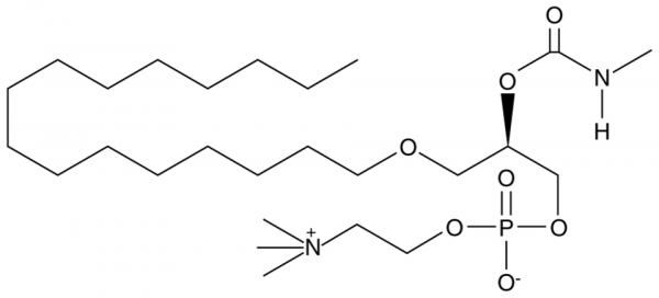 Methylcarbamyl PAF C-16