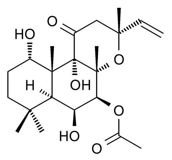 Forskolin (Colforsin, CAS 66575-29-9), >99%