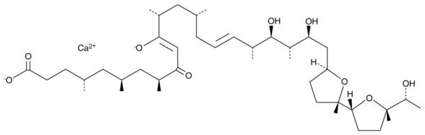Ionomycin (calcium salt)