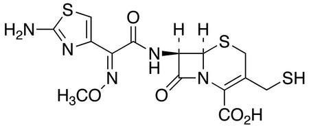 Desfuroyl Ceftiofur((6R,7R)-7-[[(2Z)-(2- Amino-4-thiazolyl)(methoxyimin o)acetyl]amino]-3-(mercapto