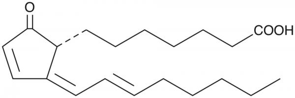 15-deoxy-Delta12,14-Prostaglandin A1