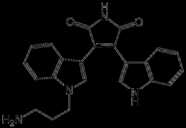 Bisindolylmaleimide III
