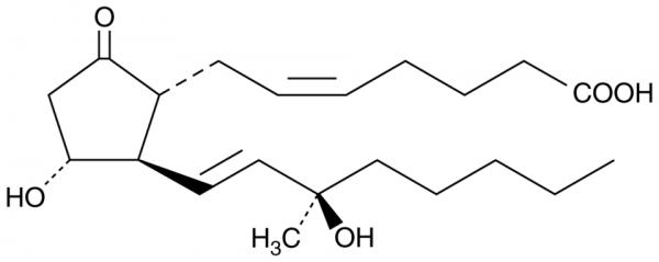 15(R)-15-methyl Prostaglandin E2