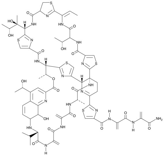Siomycin A Antibiotics Chemicals Products Biomol Gmbh