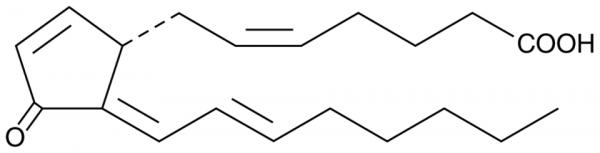 15-deoxy-Delta12,14-Prostaglandin J2