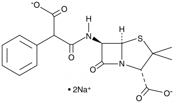 Carbenicillin (sodium salt)