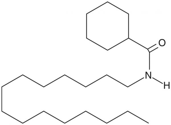 N-Cyclohexanecarbonylpentadecylamine