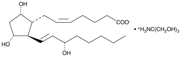 Prostaglandin F2alpha (tromethamine salt)