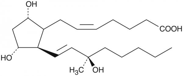 15(R)-15-methyl Prostaglandin F2alpha