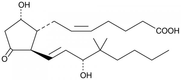 16,16-dimethyl Prostaglandin D2