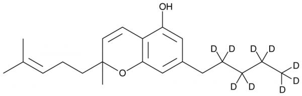 (±)-Cannabichromene-d9 (CRM)
