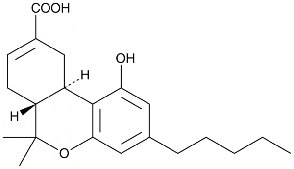 (±)-11-nor-9-carboxy-Delta8-THC