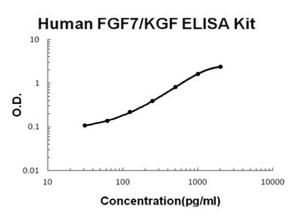 Human FGF7 - KGF ELISA Kit
