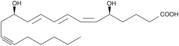 14,15-dehydro Leukotriene B4
