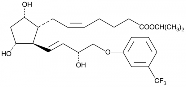 Fluprostenol isopropyl ester