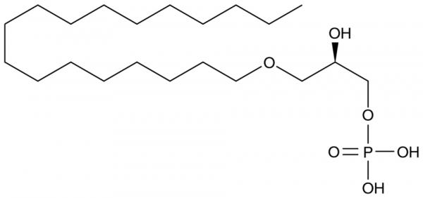 1-Octadecyl Lysophosphatidic Acid