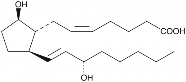 11-deoxy Prostaglandin F2beta