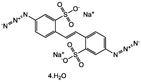 4,4'-Diazido-2,2'-stilbenedisulfonic acid disodium salt tetrahydrate