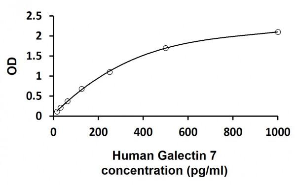 Human Galectin 7 ELISA Kit
