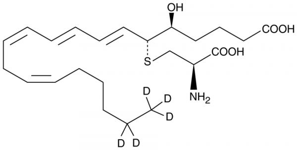 Leukotriene E4-d5