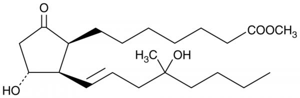 8-iso Misoprostol