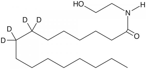 Palmitoyl Ethanolamide-d4