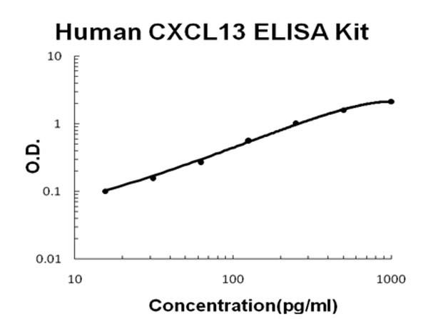Human CXCL13 - BLC ELISA Kit